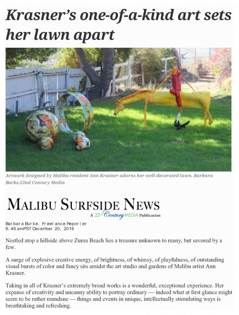 Malibu Surfside News Krasner article December 21 2016_Page1